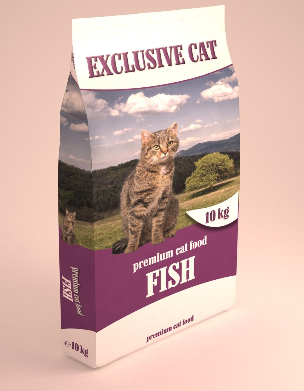 EXCLUSIVE CAT - Fish
