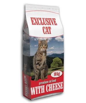 EXCLUSIVE CAT - Cheese