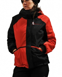 Women's Jacket - red